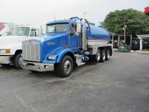 2007 KENWORTH T800 Sewer Trucks, MIAMI FL - 105768259 - CommercialTruckTrader.com