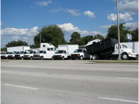 2007 GMC C7500 Box Truck - Straight Truck ,Sanford FL - 97676534 - CommercialTruckTrader.com