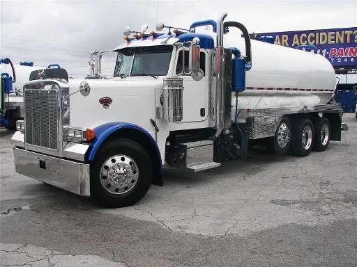 2005 PETERBILT 379 Sewer Trucks, Vacuum Truck, Septic