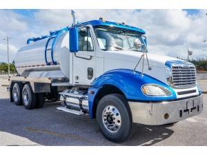 2007 FREIGHTLINER COLUMBIA CL12064S Sewer Trucks, MIAMI FL - 110515803 - CommercialTruckTrader.com