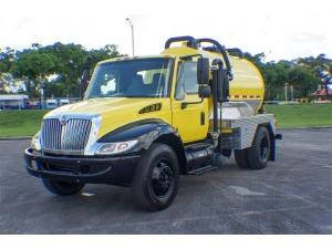 2007 INTERNATIONAL 4300 Sewer Trucks, MIAMI FL - 105768378 - CommercialTruckTrader.com