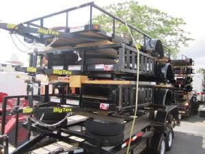 2017 BIG TEX TRAILERS TRAILER ATV Trailer, Miami FL - 114841346 - CommercialTruckTrader.com