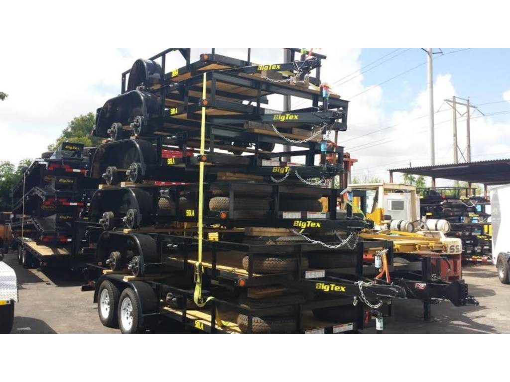2019 Big Tex Trailers For Sale in Miami, FL - Commercial