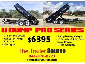 2016 A U-DUMP OTHER Dump Trailer, Ocala FL - 113673267 - CommercialTruckTrader.com