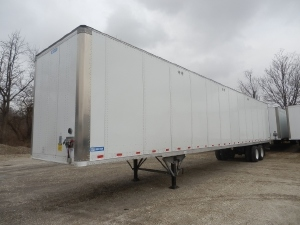 2017 STOUGHTON TRAILERS TRAILER Dry Van Trailer, Vandalia OH - 117059974 - CommercialTruckTrader.com