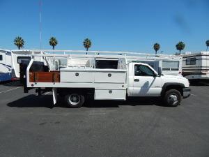 2007 CHEVROLET SILVERADO 3500HD Contractor Truck, La Mirada CA - 116327764 - CommercialTruckTrader.com