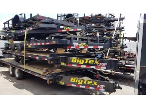 2017 BIG TEX TRAILERS TRAILER Equipment Trailer, Miami FL - 118017940 - CommercialTruckTrader.com