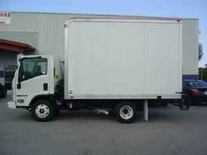 2016 ISUZU NPR Box Truck - Straight Truck, Riviera Beach FL - 94121305 - CommercialTruckTrader.com