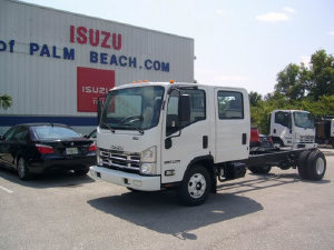 2017 ISUZU NPR Cab Chassis, Riviera Beach FL - 94121407 - CommercialTruckTrader.com