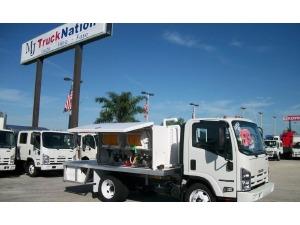 2017 ISUZU NPR HD Spray Truck, Riviera Beach FL - 118537177 - CommercialTruckTrader.com