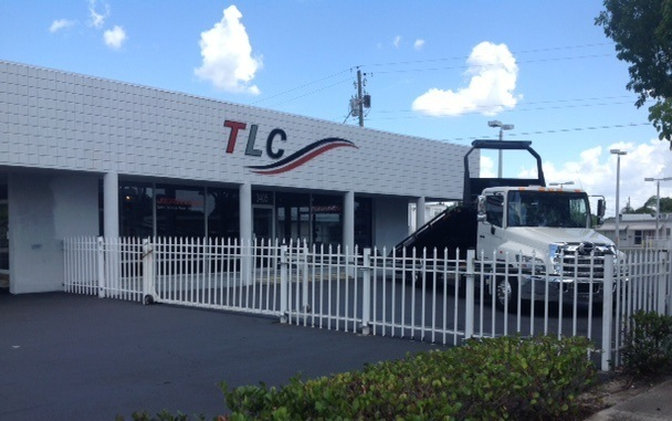 TLC Truck  and  Equipment of FT Myers