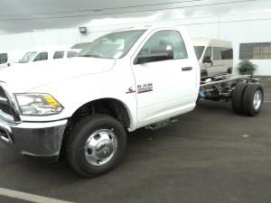 2017 RAM 3500 Cab Chassis, Monrovia CA - 119556477 - CommercialTruckTrader.com