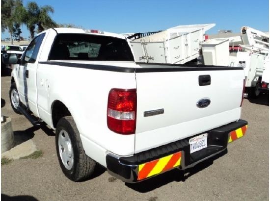 2005 FORD F150 Pickup Truck ,San Diego CA - 119996766 - CommercialTruckTrader.com