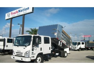2018 ISUZU NPR HD Dump Truck, Riviera Beach FL - 120117763 - CommercialTruckTrader.com
