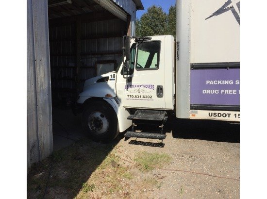 2008 INTERNATIONAL 4300 Box Truck - Straight Truck ,Pensacola FL - 120223320 - CommercialTruckTrader.com