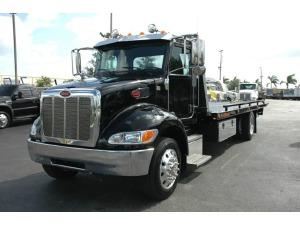 2017 Peterbilt 337 Rollback Tow Truck, Fort Myers FL - 120086981 - CommercialTruckTrader.com