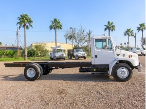 Heavy Duty Trucks For Sale with 6.3Ls