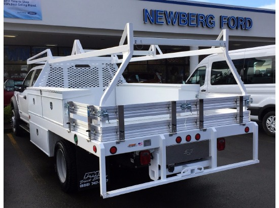 2017 FORD F550 Contractor Truck ,Newberg OR - 120399147 - CommercialTruckTrader.com