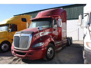 2012 INTERNATIONAL PROSTAR EAGLE Conventional - Sleeper Truck, Jollet IL - 120842968 - CommercialTruckTrader.com