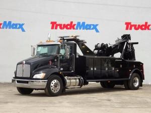 2018 KENWORTH T370 Wrecker Tow Truck, Riviera Beach FL - 121120340 - CommercialTruckTrader.com
