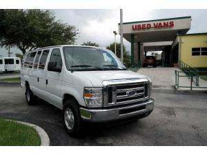 2014 Ford Econoline Wagon Passenger Van, Miami FL - 119521648 - CommercialTruckTrader.com
