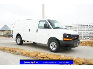 2017 GMC Savana 2500 Cargo Van, Weatherford TX - 120086329 - CommercialTruckTrader.com