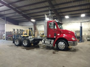 2007 FREIGHTLINER COLUMBIA Conventional - Day Cab, Denver CO - 121340958 - CommercialTruckTrader.com