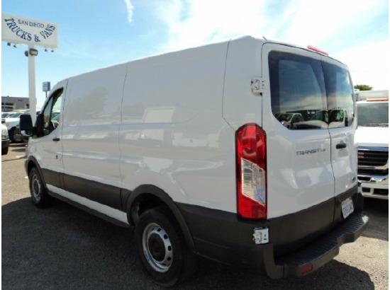 2016 FORD TRANSIT Cargo Van ,San Diego CA - 121486805 - CommercialTruckTrader.com