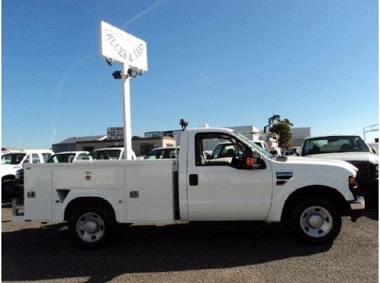 2008 FORD F250 Utility Truck - Service Truck ,San Diego CA - 121486836 - CommercialTruckTrader.com