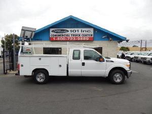 2013 FORD F250 Utility Truck - Service Truck, La Mirada CA - 121695113 - CommercialTruckTrader.com