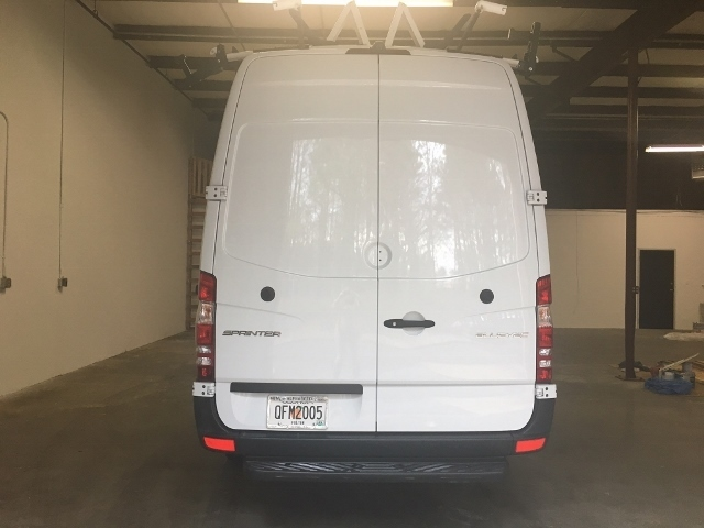 2015 mercedes benz sprinter 2500 2500 roswell ga for Mercedes benz roswell
