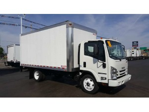 2016 ISUZU NPR HD GAS Box Truck - Straight Truck, Saginaw MI - 118097790 - CommercialTruckTrader.com