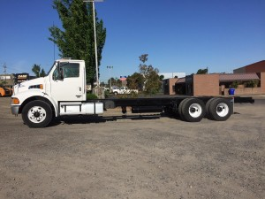 2007 STERLING ACTERRA Cab Chassis, Portland OR - 116788708 - CommercialTruckTrader.com
