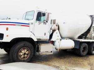 1998 INTERNATIONAL 5070 Mixer Truck, BURLINGTON NC - 122236595 - CommercialTruckTrader.com