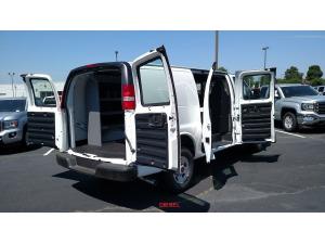 2017 GMC SAVANA Cargo Van, Duluth GA - 122380094 - CommercialTruckTrader.com