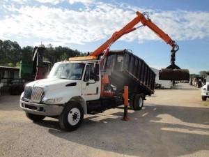 2007 INTERNATIONAL 4300 Grapple Truck, Seminary MS - 122431873 - CommercialTruckTrader.com