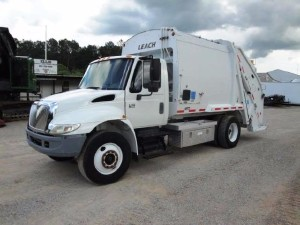 2006 INTERNATIONAL 4300 Garbage Truck, Seminary MS - 122431905 - CommercialTruckTrader.com