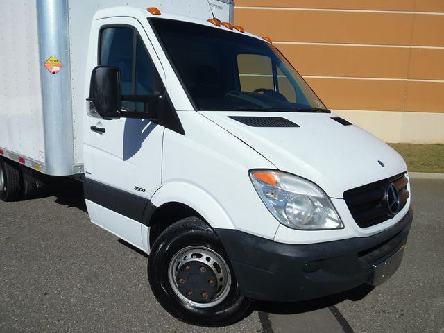 2010 mercedes benz sprinter 3500 oklahoma city ok for Mercedes benz okc