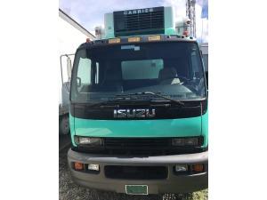 2000 Isuzu FTR Refrigerated Truck, MIAMI FL - 122590038 - CommercialTruckTrader.com