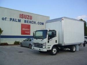 2016 ISUZU NPR Box Truck - Straight Truck, Riviera Beach FL - 97556199 - CommercialTruckTrader.com