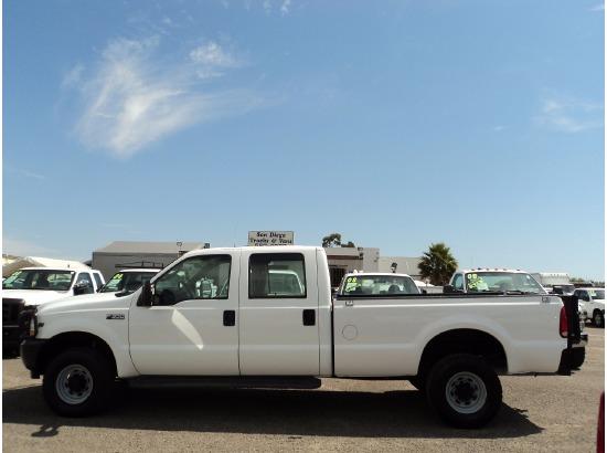 2004 FORD F350 Pickup Truck ,San Diego CA - 122909883 - CommercialTruckTrader.com