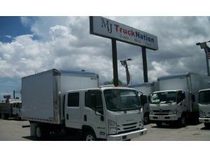 2016 ISUZU NPR Box Truck - Straight Truck, Riviera Beach FL - 118989620 - CommercialTruckTrader.com