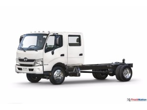 2018 HINO 155 Cab Chassis, Riviera Beach FL - 122286127 - CommercialTruckTrader.com
