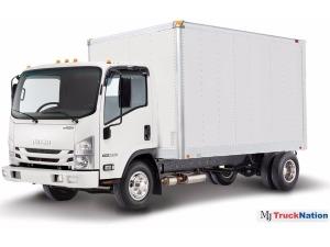 2017 ISUZU NPR Box Truck - Straight Truck, Riviera Beach FL - 122918516 - CommercialTruckTrader.com