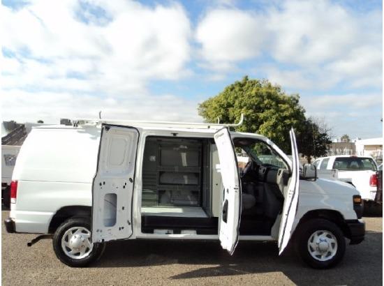 2014 FORD ECONOLINE Cargo Van ,San Diego CA - 123245556 - CommercialTruckTrader.com