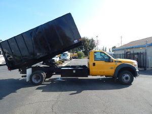 2012 FORD F450 Dump Truck, La Mirada CA - 122803099 - CommercialTruckTrader.com