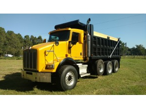 2007 Kenworth T-800 Dump Truck, Ocala FL - 123295295 - CommercialTruckTrader.com