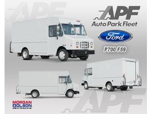 2018 FORD P700 Stepvan, Sturgis MI - 119767644 - CommercialTruckTrader.com