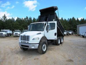 2007 FREIGHTLINER BUSINESS CLASS M2 Dump Truck, Seminary MS - 5000076358 - CommercialTruckTrader.com