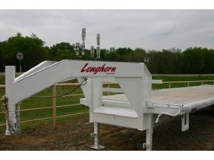 2018 LONGHORN TRAILER GOOSENECK Gooseneck Trailer, Emory TX - 5001945995 - CommercialTruckTrader.com